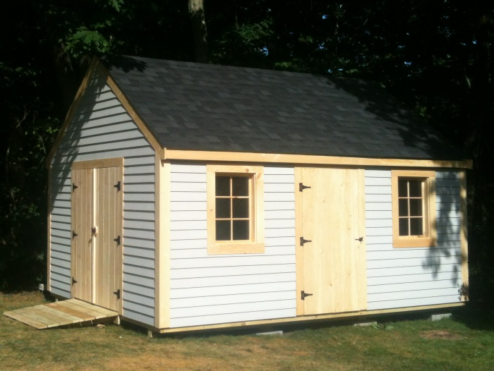 Shed Cost 8x8 Woodshed Nh